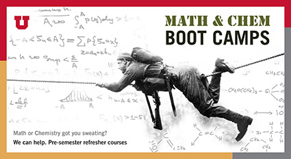 Math boot camp