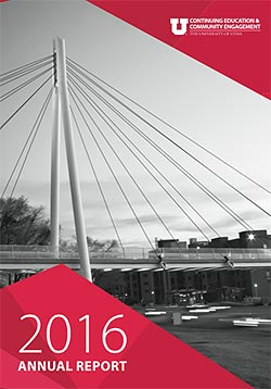 read our annual report