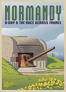 D-Day and the Race Across France