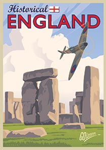 Historic England Go Learn poster