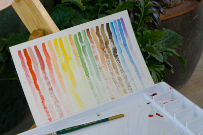 beginning watercolor painting lifelong learning continuing