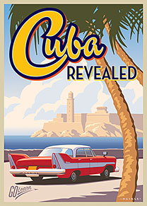 Cuba Revealed Go Learn poster