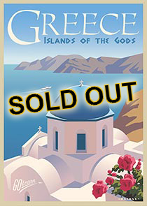 Greece: Islands of the Gods Go Learn poster