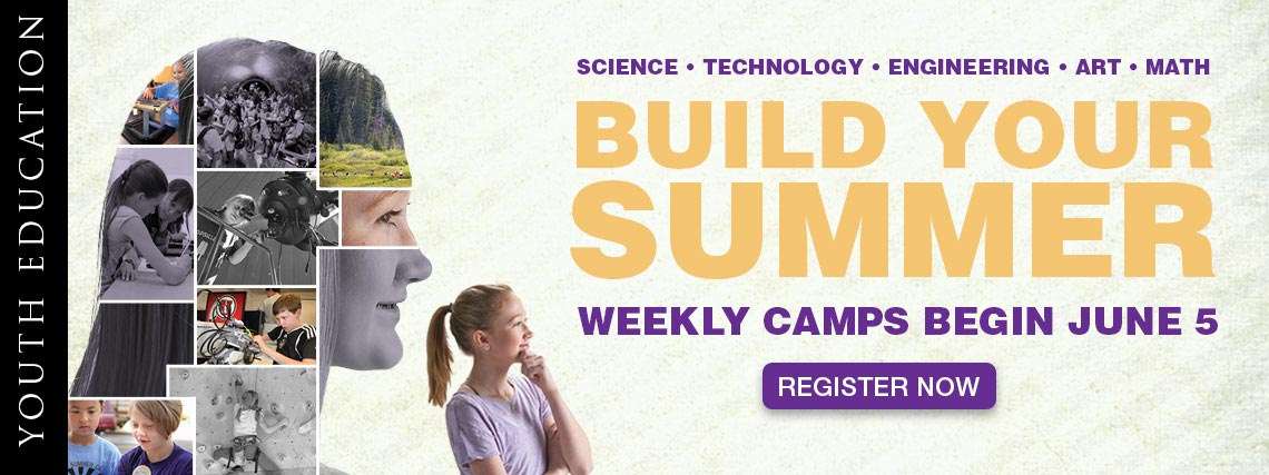 build your summer with Youth Ed